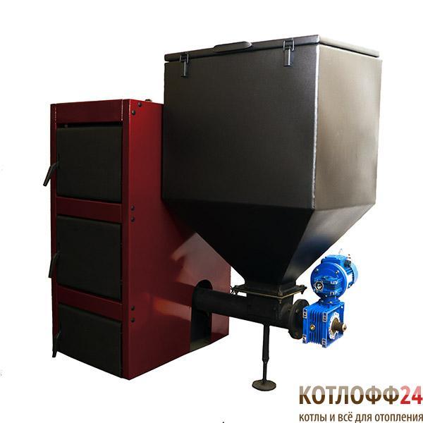 Автоматический пеллетный котел Vulkan EKO 32