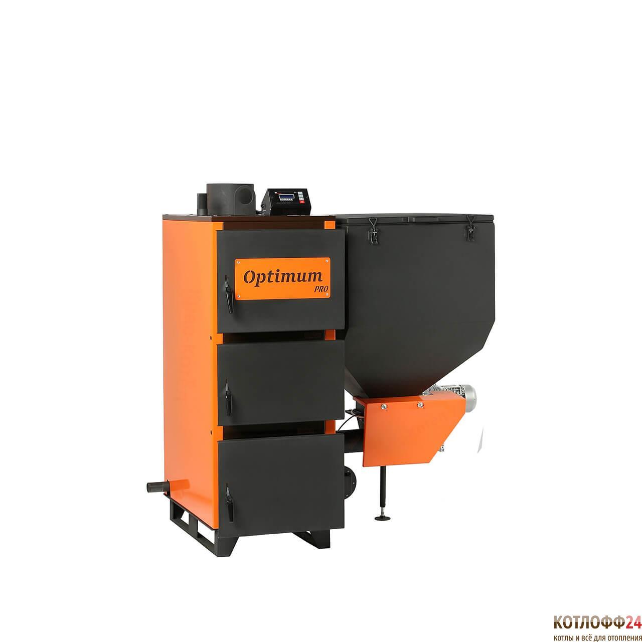 Автоматический котел Optimum Uni 125