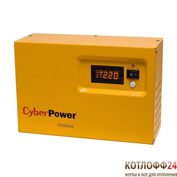 Источник Бесперебойного Питания CyberPower CPS-600E