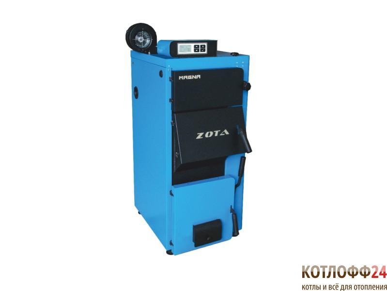 Полуавтоматический котел длительного горения ZOTA Magna