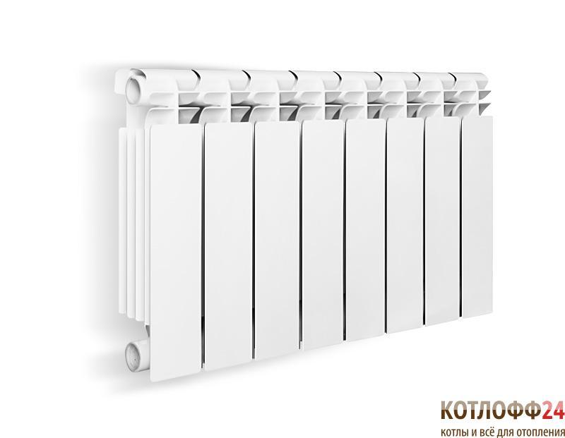Алюминиевые радиаторы OASIS