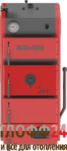Полуавтоматический твердотопливный котел Metal-Fach SE MAX II
